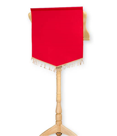 Individual Readyrange Blank Music Stand Front (43 x 56cm)