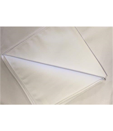 Individual Blank Square Exhibition Cloth/Tablecloth Square in Multiple Colours